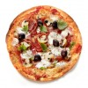 Pizza Capriciosa groot