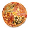Pizza Quattro Stagioni groot