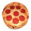 Pizza Salami groot